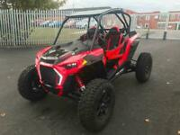 Polaris RZR Turbo S Ghost Grey