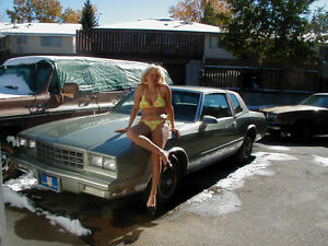 1986 Chevrolet Monte Carlo Coupe (2 door)