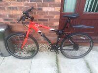 Specialized hybrid road bike £90
