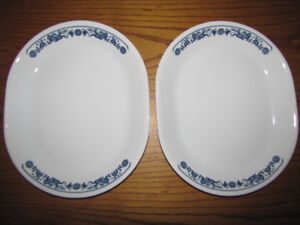 2 Brand New Corelle Platters / Trays