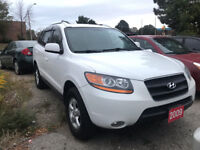 2009 Hyundai Santa Fe GL SUV,Accident Free,6Months Warranty Mississauga / Peel Region Toronto (GTA) Preview