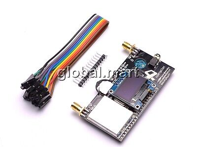 Rx5808 5 8G 40Ch Diversity Fpv Receiver With Oled Display For Fpv Racer Quadcopt