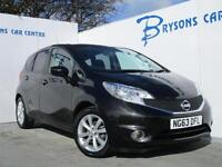 2014 63 Nissan Note 1.2 DIG-S ( 98ps ) CVT Acenta for sale in AYRSHIRE