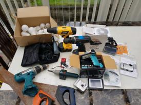 Mix lot Bundle house clearance items