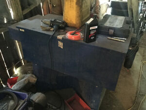 Large heavy duty industrial parts washer
