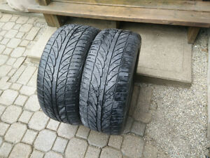 Bridgestone Potenza 225/50R16 all season tires