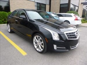 2014 Cadillac ATS 3.6L Performance | NAV | LEATHER | ROOF | CAM