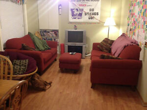 Sublet Available - 500 Inclusive (May to August)