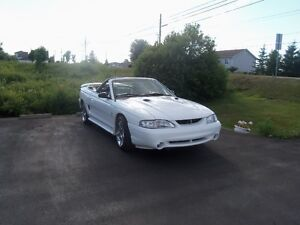 1997 MUSTANG SUPERCHARGED SVT COBRA