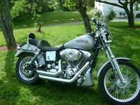 02 HD Dyna For Sale