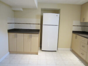 Mississauga 2Bedrooms Basement Apartment for Rent