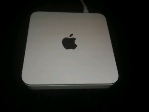 Apple airport extreme dual band base