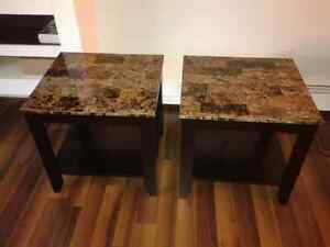 COFFEE/ NIGHT/ SIDE TABLES..... $35