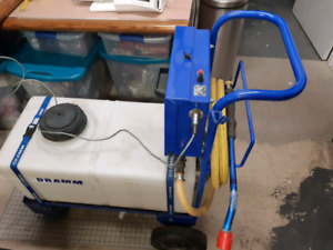 Dramm Watering Cart (WC20) for sale