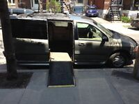 Adapted 2000 Ford Windstar