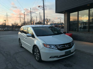 2014 Honda Odyssey Touring Leather DVD