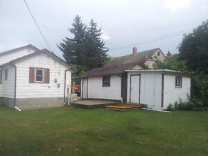 Cozy little house for rent in Wainwright, AB