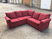 L shape sofa bed, Free delibery