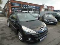 Peugeot 207 1.4 75 Active. FULL SERVICE HISTORY 8 SERVICE STAMPS