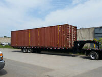 Shipping and Storage Containers on Sale - Sea Cans - 20ft/40ft