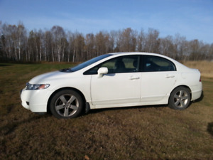 2010 Honda Civic, Low KMs, Exc Shape, Current safety