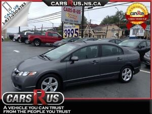 2011 Honda Civic LX-S.....Includes 4 FREE winter tires!!