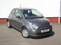 Fiat 500 1.2, Start/Stop