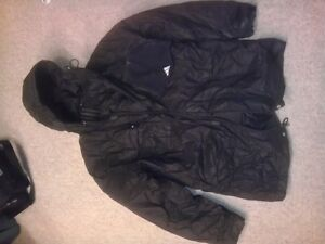 Adidas 3/4 Length Winter jacket