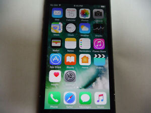 Apple Iphone 5 Bell/Virgin 16gb good condition