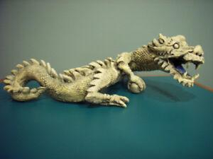 Dragon Aquarium Accessory