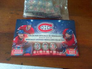 Hockey collectors pins