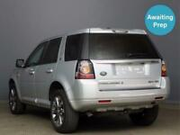 2013 LAND ROVER FREELANDER 2.2 SD4 HSE LUX 5dr Auto SUV 5 Seats