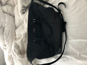 Authentic kate spade luggage all leather