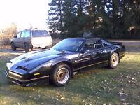 1988 Pontiac Trans Am Coupé (2 portes)