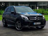 2018 Mercedes-Benz GLE CLASS GLE 350d 4Matic AMG Line Premium 5dr 9G-Tronic Auto