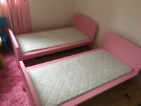 Girls IKEA Beds