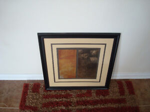 3 Picture Frames/Paintings Cambridge Kitchener Area image 3