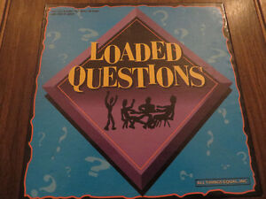 Party game - Loaded Questions