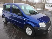 0808 Fiat Panda 1.1 Active Blue 5 Door 46725mls