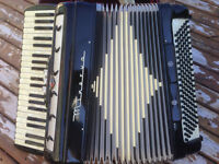 Minevra Ballerina Accordion