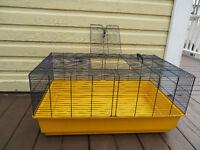 Cage lapin/cochon d'inde/rat
