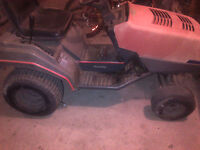 Noma 1340 Riding Lawn Mower Tractor Briggs and Stratton