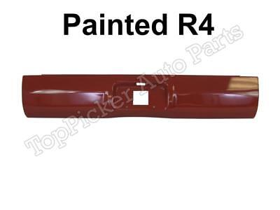 Painted Flame Red R4 Roll Pan For 94-01 Dodge Ram 1500 & 94-02 Ram 2500 3500