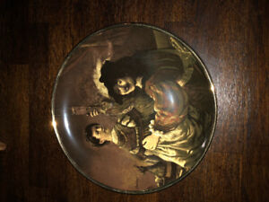 Collectors Plate Rare in St Thomas