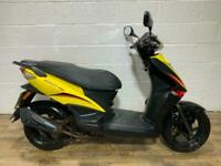 Kymco Agility rs50 2011 spares or repair project scooter non runner 50cc yellow