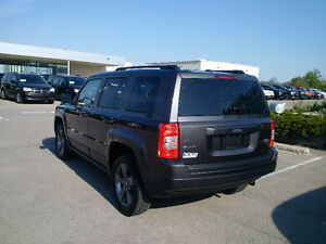 2017 Jeep Patriot North High Altitude 4x4 with Nav only 18000kms London Ontario image 10
