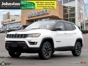 2019 Jeep Compass Trailhawk 4x4  - Navigation - $147.08 /Wk
