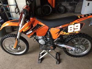 Stolen KTM 125-Havelock