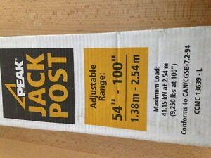 Peak Jack Post