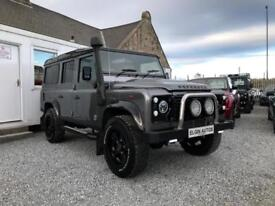2009 (59) Land Rover 110 Defender County Station Wagon 2.4 TDCi ( 7 Seats )